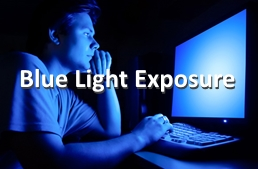 blue light exposure
