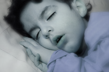 children and sleep problems