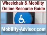 Mobility and Disability Resources
